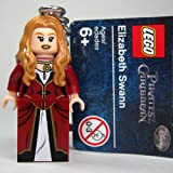 LEGO Piratas Del Caribe: Elizabeth Swann Llavero
