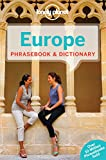 Lonely Planet Europe Phrasebook & Dictionary (Lonely Planet Phrasebook and Dictionary)