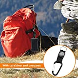 KinshopS Caricabatteria Esterno da 300000 mAh Dual USB Solar Power Bank per telefoni cellulari