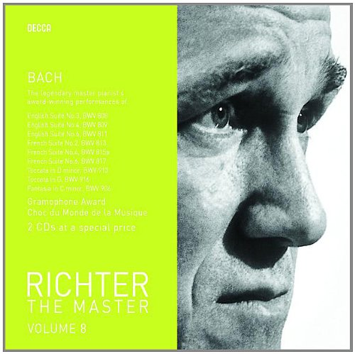 RICHTER The Master, Volume VIII