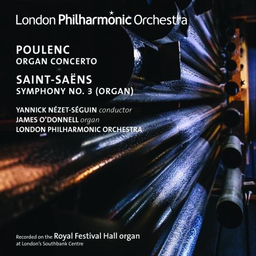 Organ Concerto/Sinfonie 3 - Concerto Organ Poulenc
