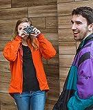 Polaroid Digitale Instant Snap Kamera (Schwarz) mit ZINK Zero Ink Technologie - 5