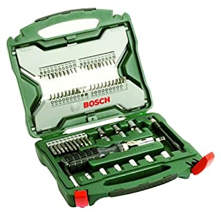 Bosch 2 607 019 328 - Maletín X-Line de 65 unidades para atornillar, 236 x 259 x 64, color verde (B000P4KRJ0) | Amazon price tracker / tracking, Amazon price history charts, Amazon price watches, Amazon price drop alerts