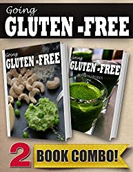 Gluten-Free Raw Food Recipes and Gluten-Free Vitamix Recipes: 2 Book Combo (Going Gluten-Free) (English Edition)