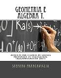 Geometria E Algebra T.: Appunti Per I Corsi Di Laurea Triennale in Ingegneria. Teoria Ed Esercizi Svolti. Aggiornamento 2017