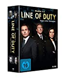 Line of Duty - Cops unter Verdacht, Staffel 1-4 [9 DVDs]