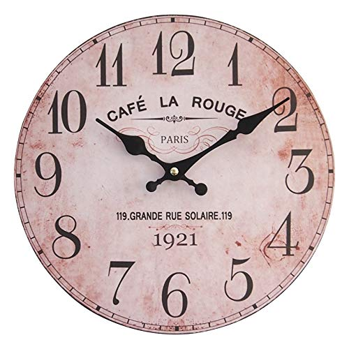Reloj de pared perla pd design, reloj de cocina, diseño Café ...