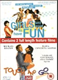 FILMS - 2 Full Length Feature Films - Girls Just Want To Have Fun & Touch And Go