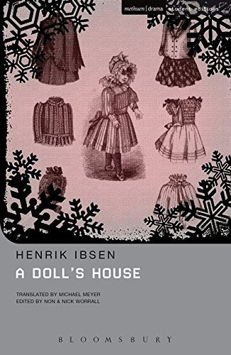 the use of costume in henrik ibsens a dolls house