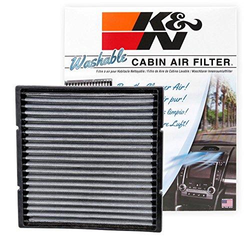 vf2002K & N Filter, Innenraumluft (Innenraumfilter Filter) (2007 Motor Camry Toyota)