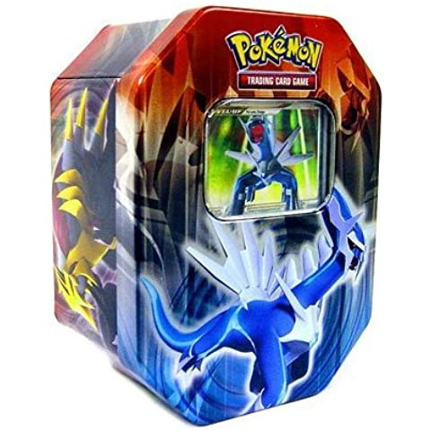 Pokemon Platinum 2009 Spring Collector Tin - Dialga X [Toy]