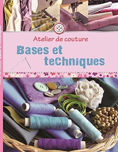 Bases et techniques - atelier de couture