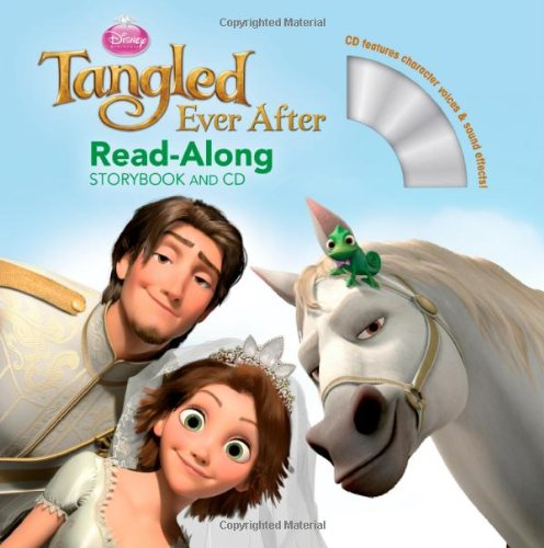 Ever After (A Disney Read Along Storybook)