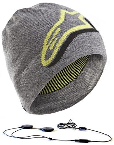Preisvergleich Produktbild Aerial7 Duly Kopfhörer Mütze Beanie integriertes Headset 3, 5mm Klinke Handy MP3