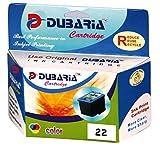Dubaria 22 Colour Ink Cartridge Compatib...