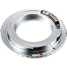 XCSOURCE® Adaptador Confirmación EMF AF Para Lente M42 a Canon EOS 5D III 70D 100D 650D 700D DC632