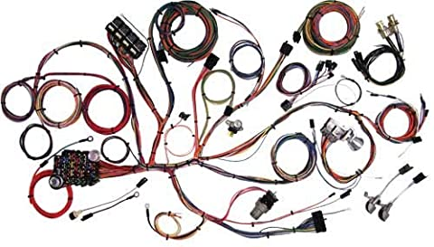 American Autowire 510055 67-68 Mustang Wiring Harness