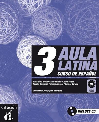 Aula Latina 3 Libro Del Alumno + C.d.