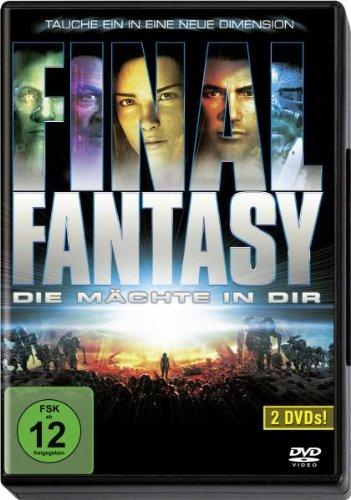 Final Fantasy (2 DVDs)