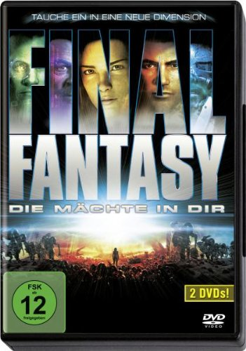 Final Fantasy (2 DVDs)