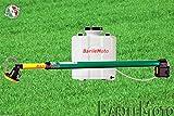 Pompa / Micronizzatore Elettrico a Batteria ATTILA TELESCOPICA 10 Litri Diserbo