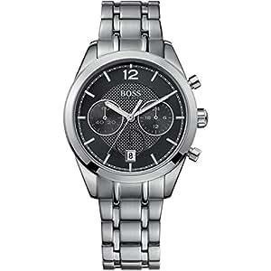 Hugo Boss - 1512747 - Montre Homme - Quartz Chronographe - Bracelet Acier Inoxydable Argent