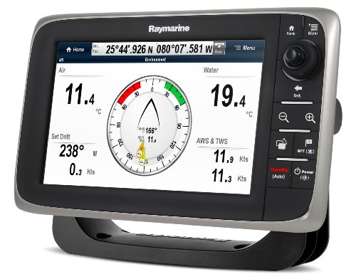 Raymarine E70011-LNC C-Serie C95 (Multifunctional Display mit Lighthouse NOAA Vector US Küsten-Karte 22,9 cm (9 Zoll) Küsten-charts