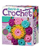 Great Gizmos - Crochet Art, Set da Gioco per creazioni all'Uncinetto [Lingua Inglese]