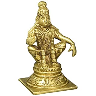 Aakrati Ayyappa metal figure for your Temple