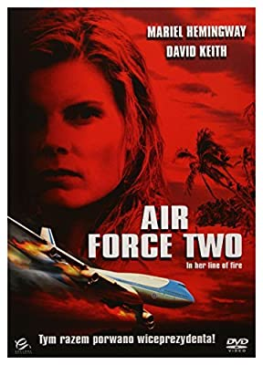 In Her Line of Fire/Air Force 2 [DVD] [Region 2] (English Audio) by Mariel Hemingway