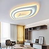 Madaye® Leuchten LED Deckenstrahler, Deckenleuchte, Wohnzimmerlampe, Deckenspot, Lampe Kinderzimmer,Spots, Deckenbeleuchtung, Deckenlampe, LED Lampe,55*35cm