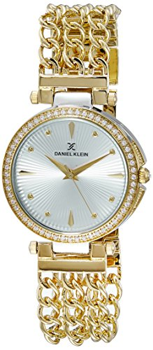 Daniel Klein Analog Multi-Colour Dial Women's Watch - DK11056-4