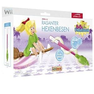 Nintendo Wii – Rasanter Hexenbesen