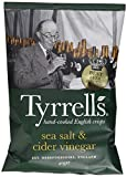 Tyrrell's Cider Vinegar und Sea Salt 40 g, 24er Pack (24 x 40 g)