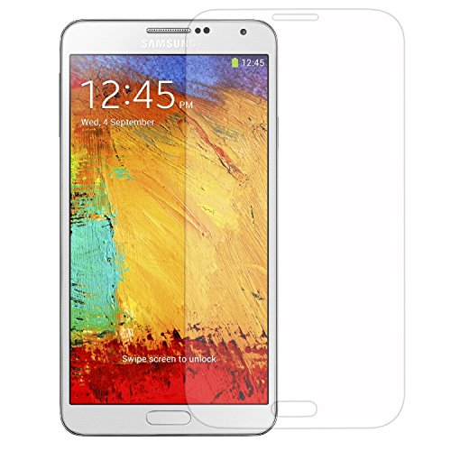 DMG Curved Tempered Glass Screen Protector for SAMSUNG GALAXY NOTE 3 (2.5D Arc 9H 0.3mm)