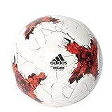 adidas Confedtopgli Balón de Fútbol Copa Confederaciones, Hombre, Blanco (Blanco / Rojo / Rojpot / Gritra),...
