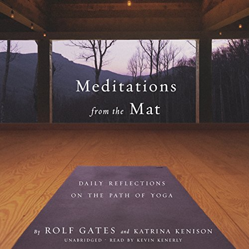 Meditations from the Mat  Audiolibri