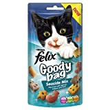 Felix Goody Bag Meer Mix 60g (Packung mit 8 x 60 g)