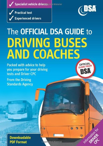 Coach Reparatur (Official DSA Guide to Driving Buses and Coaches)