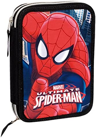 Astuccio 12 doble Spiderman Ultimate | | | Trendy  | Aspetto Attraente  | Trasporto Veloce  046865