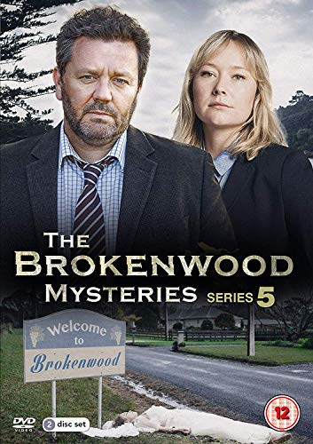 The Brokenwood Mysteries - Series 5 (2 DVDs)