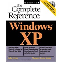 Windows XP: The Complete Reference by John R. Levine (2001-10-31)