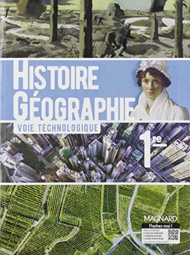 Histoire géographie 1re technologique