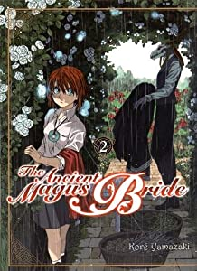 The Ancient Magus Bride Edition simple Tome 2