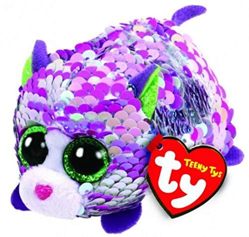 Beanie New Teeny Tys Flippables - Lilac, Schließen Sie Ihr Set ab!