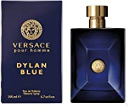 Versace Dylan Blue Eau De Toilette, 200Ml for Men