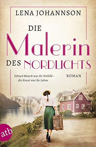 Buchseite und Rezensionen zu 'Die Malerin des Nordlichts' von Lena Johannson