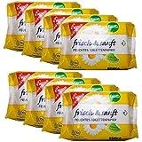 Gut & Günstig 8 Pack (560 vellen) vochtig toiletpapier 8-pack kamille