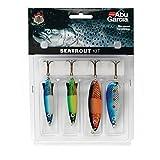 abu garcia sea trout lure spinning kit