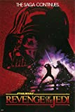 Star Wars Poster Revenge of the Jedi (61cm x 91,5cm) + Ü-Poster